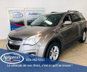 Used 2012 Chevrolet Equinox LT for sale in Rouyn-Noranda, QC