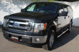 Used 2014 Ford F-150 4WD SUPERCREW for sale in Mississauga, ON