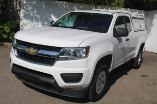 Used 2017 Chevrolet Colorado Ext Cab 128.3