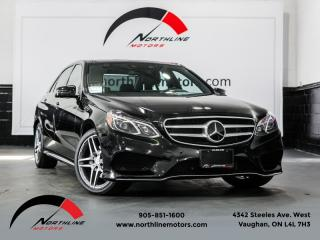 Used 2016 Mercedes-Benz E-Class E400 4MATIC|Navigation|Intelligent Drive|Pano Roof|360 Cam for sale in Vaughan, ON