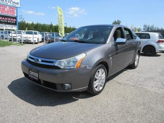 Used 2009 Ford Focus SEL / ACCIDENT FREE / GOOD SERVICE for sale in Newmarket, ON
