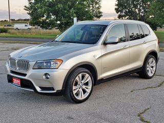 Used 2011 BMW X3 AWD 4dr 35i for sale in Oakville, ON