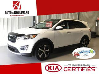 Used 2018 Kia Sorento for sale in Notre-Dame-des-Pins, QC