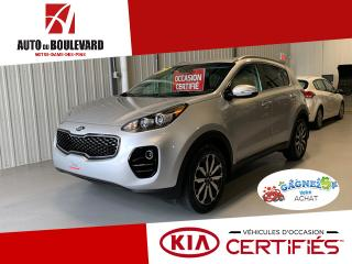Used 2017 Kia Sportage EX AWD BI-ZONE APPLE CARPLAY MAGS for sale in Notre-Dame-des-Pins, QC