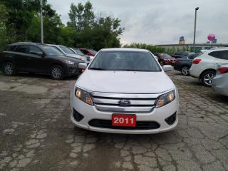 Used 2011 Ford Fusion Hybrid FWD for sale in Mississauga, ON