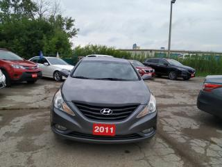 Used 2011 Hyundai Sonata 4dr Sdn 2.4L for sale in Mississauga, ON