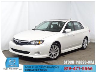 Used 2011 Subaru Impreza |2.5 i |Limited|TOITOUV|CUIR|MAG|awd| for sale in Drummondville, QC