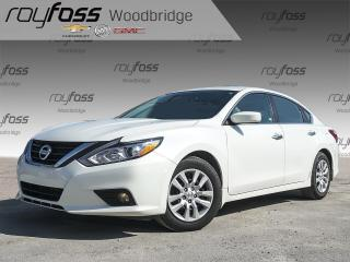 Used 2017 Nissan Altima 2.5 S, HEATED SEATS, BACKUP CAM for sale in Woodbridge, ON