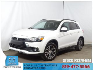 Used 2016 Mitsubishi RVR SE Limited Edition|4x4|CAMERA|MAG18PO|SIEGCHAUF| for sale in Drummondville, QC