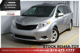 Used 2017 Toyota Sienna 7 PASSAGERS* CAM RECUL* BLUETOOTH for sale in Drummondville, QC