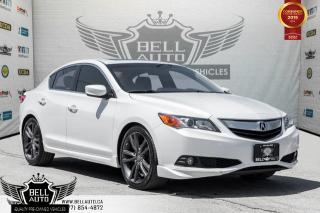 Used 2015 Acura ILX Tech Pkg, NO ACCIDENT, NAVI, BACK-UP CAM, SUNROOF for sale in Toronto, ON
