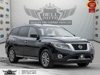 Used 2015 Nissan Pathfinder S, 4WD, 7Passenger, PushStart, CruiseControl, HillAscent for sale in Toronto, ON