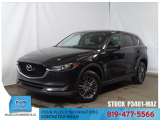 Used 2017 Mazda CX-5 GS|AWD|TOITOUV|CUIR|SIEGCHAUF|MAG| for sale in Drummondville, QC