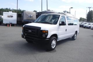 Used 2014 Ford Econoline E-150 XLT 7 Passenger for sale in Burnaby, BC