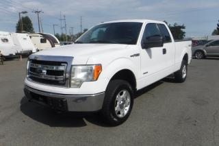 Used 2013 Ford F-150 SuperCab 6.5-ft. Bed 4WD Ecoboost for sale in Burnaby, BC