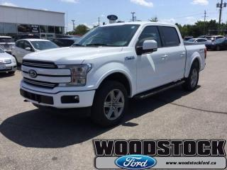 New 2019 Ford F-150 Lariat for sale in Woodstock, ON