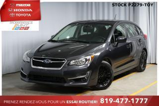 Used 2016 Subaru Impreza 2.0i for sale in Drummondville, QC