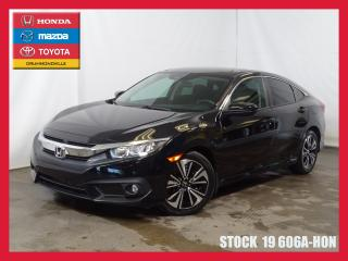 Used 2016 Honda Civic EX-T+TOIT OUVRANT+A/C+TURBO+MAGS+++ for sale in Drummondville, QC