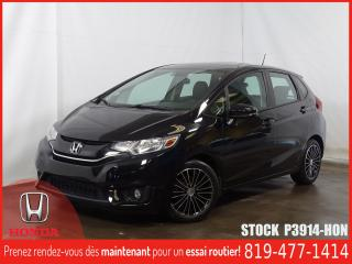 Used 2015 Honda Fit EX-L+A/C+BLUETOOTH+REGVIT++ for sale in Drummondville, QC