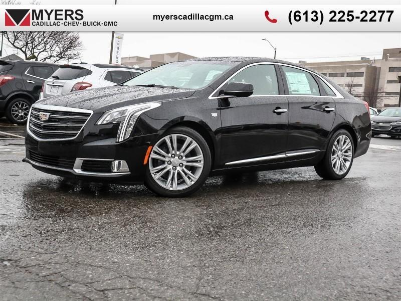 Used 2019 Cadillac XTS Luxury - Sunroof for Sale in Ottawa