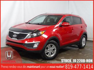 Used 2011 Kia Sportage LX+AWD+SIEGCHAUFF+BLUETOOTH+REGVIT for sale in Drummondville, QC