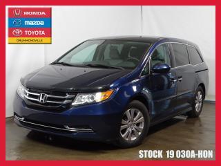 Used 2015 Honda Odyssey EX+CAMÉRA+BLUETOOTH+REGVIT for sale in Drummondville, QC