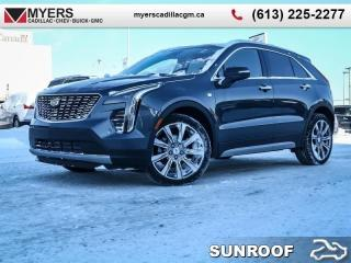Used 2019 Cadillac XT4 Premium Luxury  - Navigation for sale in Ottawa, ON