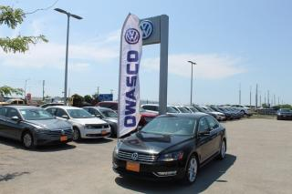 Used 2013 Volkswagen Passat 2.0 TDI Highline (DSG) for sale in Whitby, ON