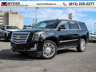 New 2019 Cadillac Escalade Premium Luxury  - Navigation for sale in Ottawa, ON