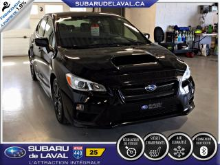 Used 2016 Subaru Impreza WRX Awd ** Caméra de recul ** for sale in Laval, QC