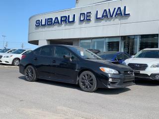 Used 2017 Subaru Impreza WRX Awd ** Caméra de recul ** for sale in Laval, QC