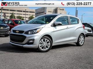 New 2019 Chevrolet Spark LT  - OnStar - MyLink for sale in Ottawa, ON