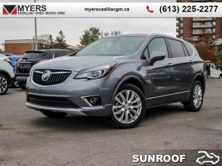 Used 2019 Buick Envision Premium  - Sunroof - Navigation for sale in Ottawa, ON