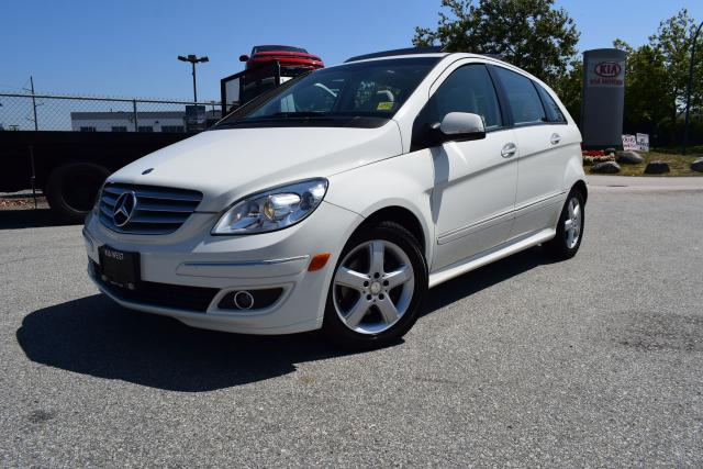 2008 Mercedes-Benz B200 PL/PW/AUTO/AC/ROOF
