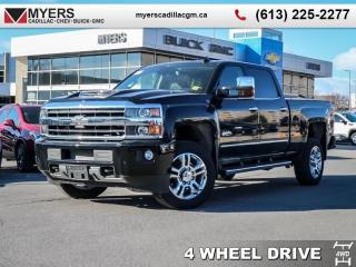 New 2019 Chevrolet Silverado 2500 HD High Country for sale in Ottawa, ON