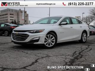 Used 2019 Chevrolet Malibu LT  - Sunroof - Heated Seats for sale in Ottawa, ON