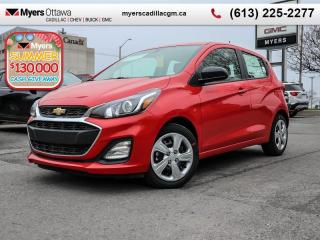 New 2019 Chevrolet Spark LS  SPARK LS, FREE WINTER TIRES, BRAND NEW! for sale in Ottawa, ON