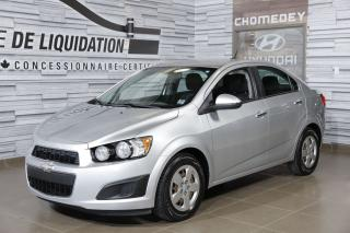 Used 2012 Chevrolet Sonic LT for sale in Laval, QC
