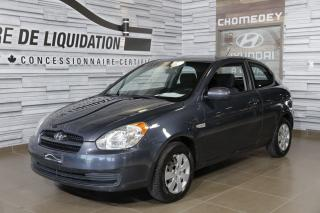 Used 2011 Hyundai Accent GL for sale in Laval, QC