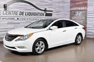 Used 2012 Hyundai Sonata LIMITED+TOIT+MAGS+CUIR for sale in Laval, QC