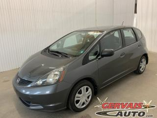 Used 2011 Honda Fit DX-A A/C Automatique for sale in Shawinigan, QC