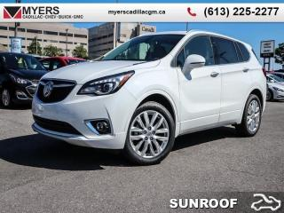 New 2019 Buick Envision Premium  - Sunroof - Power Liftgate for sale in Ottawa, ON