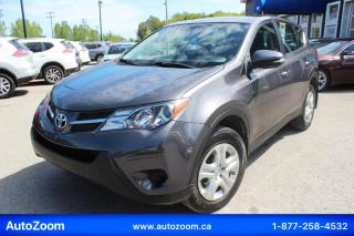 Used 2015 Toyota RAV4 LE **AWD** FINANCEMENT FACILE !! for sale in Laval, QC