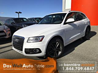Used 2014 Audi Q5 TDI Technik, Cuir, Toit, Automatique for sale in Sherbrooke, QC