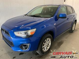 Used 2015 Mitsubishi RVR SE A/C Sièges chauffants Bluetooth MAGS for sale in Shawinigan, QC