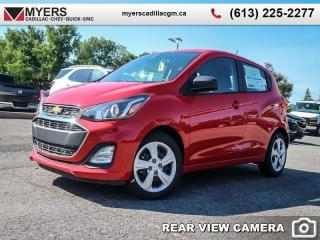 New 2019 Chevrolet Spark LS  - OnStar - MyLink for sale in Ottawa, ON