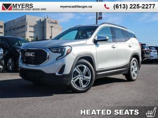 Used 2019 GMC Terrain SLE  - Sunroof - Heated Seats for sale in Ottawa, ON