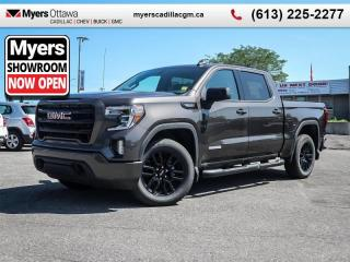New 2019 GMC Sierra 1500 Elevation  -  Android Auto for sale in Ottawa, ON
