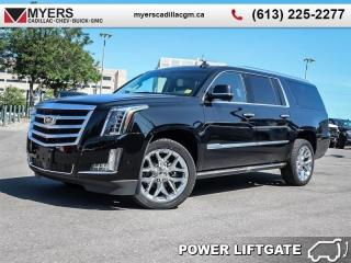 Used 2019 Cadillac Escalade ESV Premium Luxury  - Sunroof for sale in Ottawa, ON