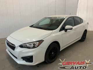 Used 2017 Subaru Impreza Convenience AWD Mags Caméra de recul Bluetooth for sale in Shawinigan, QC
